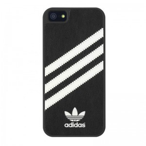adidas Originals Moulded Case Black/White iPhone 5 en 5S