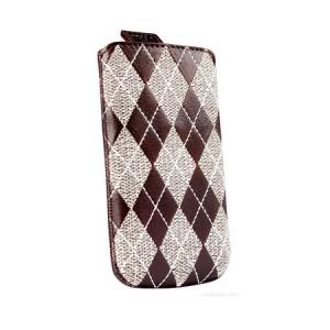Sena Agryle insteekhoes Bruin iPhone 4 en 4S