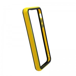 Colorfone Bumper Duo Yellow iPhone 5C