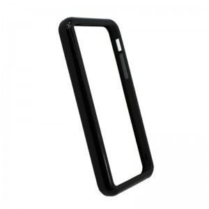 Colorfone Bumper Black iPhone 5C