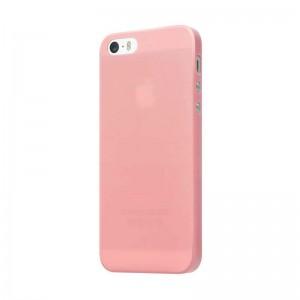 LAUT SlimSkin Pink iPhone 5 en 5S