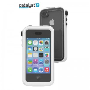 Catalyst Waterproof Case White iPhone 4 en 4S