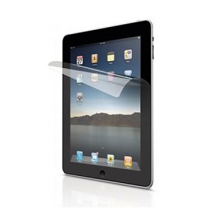 iPad Screenprotector Mat