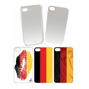 Dolce Vita vlag cover Duitsland iPhone 4 en 4S