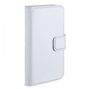 Xqisit Wallet Case White iPhone 4 en 4S
