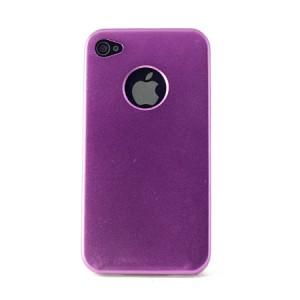 Alucase paars iPhone 4 en 4S