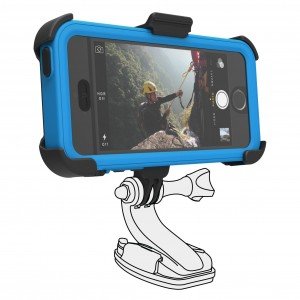 Catalyst Waterproof Pro Adapter iPhone 5 en 5S