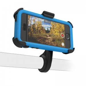 Catalyst Waterproof Bike Mount iPhone 5 en 5S