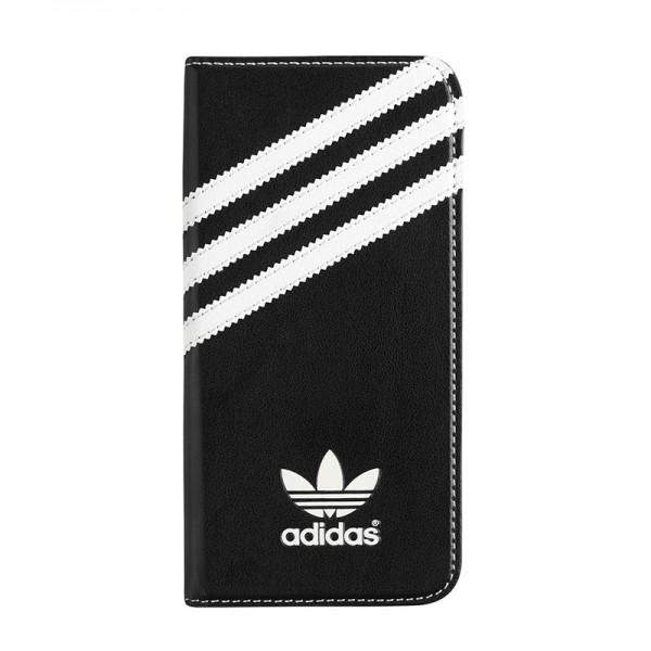 adidas Originals Booklet Case Black/White iPhone 6