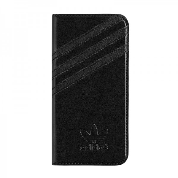 adidas Originals Booklet Case Black/Black iPhone 6