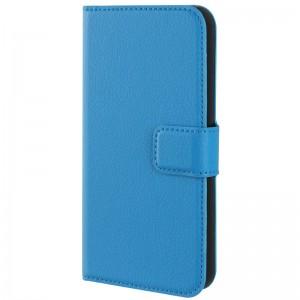 Xqisit Slim Wallet Case Blue iPhone 6