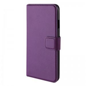 Xqisit Slim Wallet Case Purple iPhone 6
