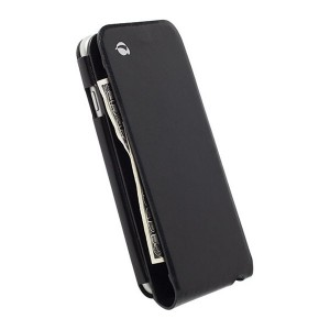 Krusell WalletCase Kalmar Black iPhone 6