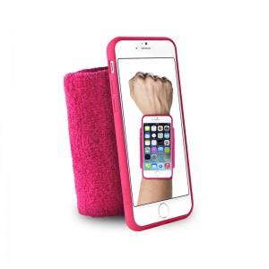 Puro Running Band Pink iPhone 6