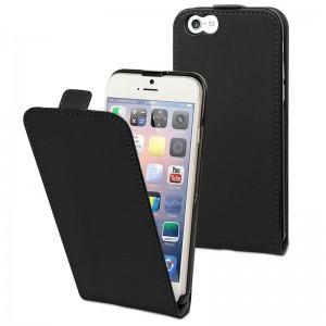 Muvit Slim Flip Black iPhone 6