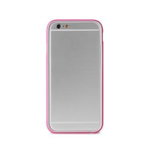 Puro Bumper Pink iPhone 6 Plus