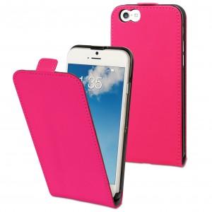 Muvit Slim Flip Pink iPhone 6