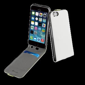 Muvit Slim Flip White iPhone 6