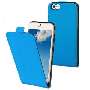 Muvit Slim Flip Blue iPhone 6