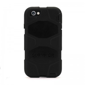 Griffin Survivor All-Terrain Black iPhone 6