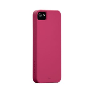 Case-Mate Barely There Pink iPhone 5 en 5S