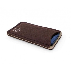 Waterkant Carrying Case Brown/Beige iPhone 5/5S