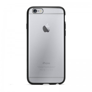 Griffin Reveal Black Clear Back iPhone 6 Plus