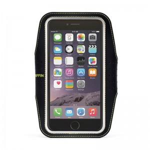 Griffin Trainer Sportarmband Black iPhone 6