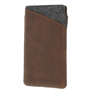 Valenta Pocket Raw Vintage Brown iPhone 6