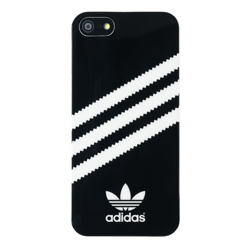 adidas Originals Hard Case Black/White iPhone 5 en 5S